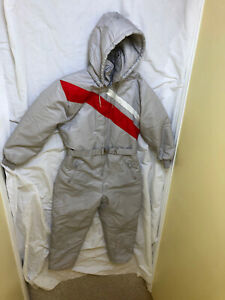 Vintage 80s ST. JOHNS BAY Insulated Ski Snow Suit Women's: Medium, Men's: Small