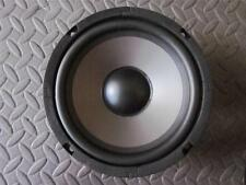 "NEW 6.5"" Woofer Speaker.4 ohm.6 1/2"" MTM bass replacement. six half inch mid."