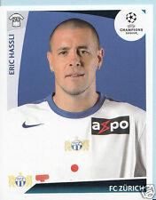 Adesivo DI CALCIO-PANINI UEFA CHAMPIONS LEAGUE 2009-10 - N. 207-FC Zurigo