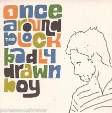 BADLY DRAWN BOY - Once Around The Block (UK 3 Tk 1999 CD Single)