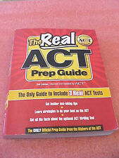 BS5 The Real ACT Prep Guide: The Only Guide Include 3 Real ACT Tests 2nd Edition