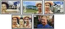 Timbres Famille royale Vanuatu 878/82 ** lot 22333
