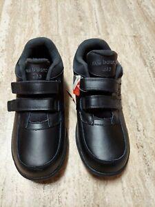 New Balance Mens MW813HBK Low Top  Running Sneaker, Black, Size 8.5 nhU2