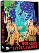 Horrors of Spider Island Blu Ray Severin 1960 Fritz Bottger