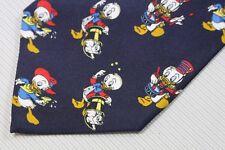 DISNEY men's silk neck tie made in Italy
