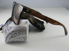 Oakley Sunglasses Kazu Frogskins Brown Tortoise Frame Bronze Lens RARE