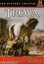 En Busca De La Verdad Troya (The History Channel) New Dvd