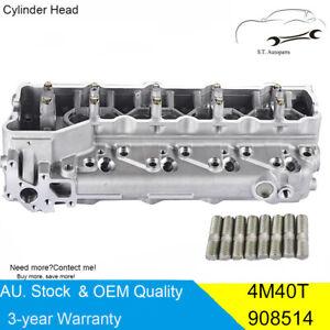 Bare Cylinder Head Fits MITSUBISHI 4M40-T PAJERO II Wagon TRITON Ute with Turbo