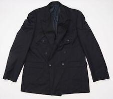 Burton Mens Blue   Jacket Suit Jacket Size 44