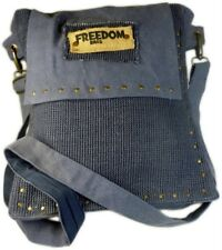 Freedom Bag - Freestyle Blue, Canvas Men & Women Casual Strap Gift FREE SHIPPING