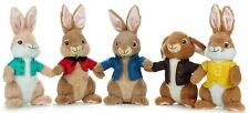 More details for official peter rabbit 2 family beatrix potter 30cm plush soft toy teddy bnwt