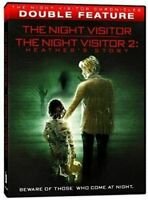 The Night Visitor 1 & 2, Double Feature, (DVD, WS),NEW and Sealed, FREE Shipping
