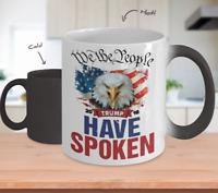 Mr President Donald Trump Color Changing Mug Funny Gift 11 oz Donald Trump Cup
