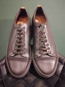 Hackett London Trainer Shoes in Calf Leather Size Uk10