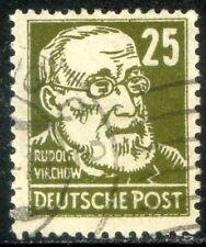 Germania DDR 1952 Unificato - Rudolf Virchow - n. 334 usato (l575)