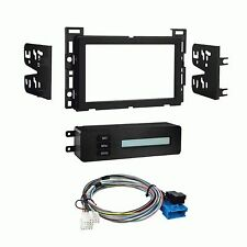 Metra 95-3303b double din stereo dash kit for chevy malibu / cobalt & pontiac g6