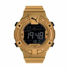 Puma Watch Wrist Watch Men's Watch Analog Digital Silicone PU911381005 Collide