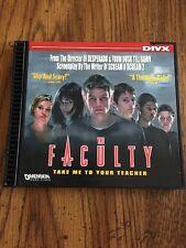 The Faculty Divx