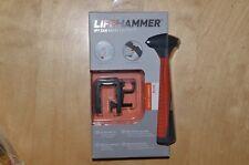 New Lifehammer HPN05QCSBL Safety Hammer Plus Orange