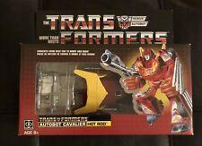 Transformers G1 Reissue Autobot Hotrod New Walmart Exclusive