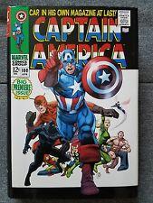Captain America Omnibus , Jack Kirby, Stan Lee, Marvel comics, Hulk