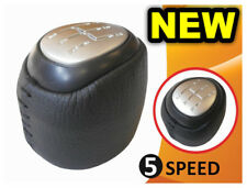 SAAB 9-3 93 (03-12) 5-SPEED GEAR STICK SHIFT KNOB 55566206 55353898 * NEW *