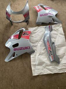 Suzuki GSX-R750 W  92-95 1994  Panel nose Fairing