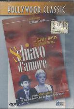 Dvd SCHIAVO D'AMORE • OF HUMAN BONDAGE con Bette Davis Reginald Denny nuovo 1949