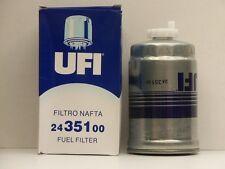 UFI Kraftstofffilter für Piaggio Ape Max Diesel  Bj 86 - 96