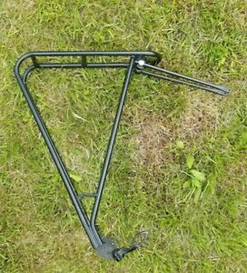 Tubus Disco Pannier Rack, For Any Bike Without Pannier Mounts. QR Fitting.