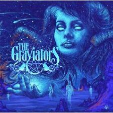 """THE GRAVIATORS """"EVIL DEEDS""""  CD NEU"""
