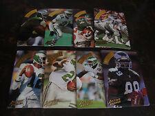 1994 Action Packed Football---Philadelphia Eagles Team Set---NrMt---XHTF