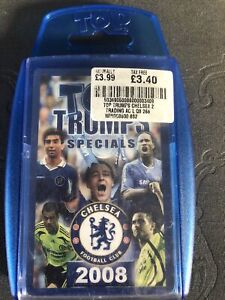 "Top Trumps Specials ""Chelsea"" 2008. (New & Sealed)."