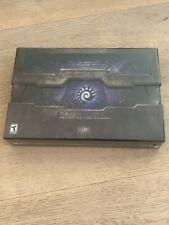 StarCraft 2 II: Heart of the Swarm Collectors Edition Brand New