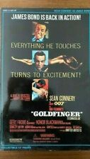 Sean Connery as James Bond 007 Goldfinger Sideshow Collectibles