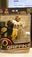 McFarlane NFL Series 32 - ROBERT GRIFFIN III/RG3 - Washington Redskins NEW!