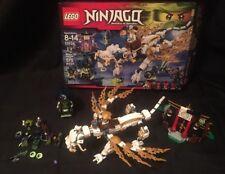 Lego Ninjago 70734 Master Wu Dragon 100% Complete