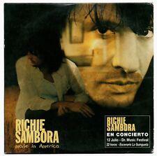 RICHIE SAMBORA Made in America RARE SPANISH PROMO CD SINGLE BON JOVI RARE COVER