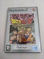 Dragon Ball Z: Budokai Tenkaichi 2 (Sony PlayStation 2, 2006)