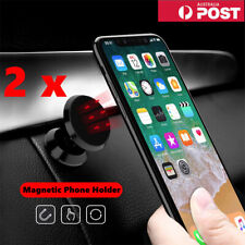 2 X Universal Magnetic Magnet Dashboard Mobile Phone Holder Dash Car Mount Stand