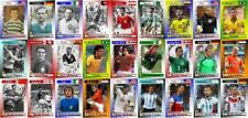 Coupe du monde de football LEGENDS SERIES 5 Football trading cards Harvey Robben