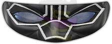 Black Panther Helmet Visor Sticker Motorcycle Biker Shield Decal Tint Eyes NEW