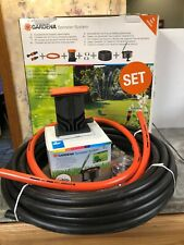 Open Box Gardena Pop Up Oscillating Sprinkler System