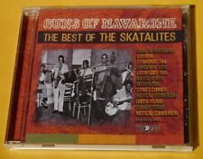 Guns Of Navarone/Best Of The Skalalites (CD, 2003, Trojan) Reggae R&B Funk Soul