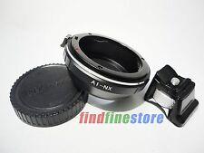 Tripod Nikon AI AIS F Lens to Samsung NX Adapter NX5 NX10 NX11 NX300 NX210 + CAP