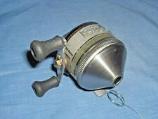 #1639 - Zebco 33 Classic Feathertouch Spin Cast Fishing Reel USA  - Nice!