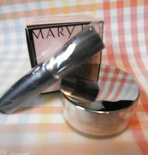 MK Mineral Foundation Beige 1 with mineral foundation brush