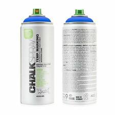 Montana Cans Mxch-5050 Montana Chalk Color Spray Paint, 400 Ml, Blue