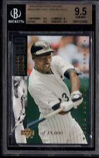 BGS 9.5 MICHAEL JORDAN 1994 Upper Deck Minor League Baseball GOLD RARE GEM MINT