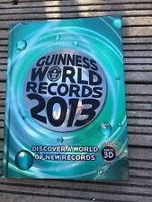 Guinness World Records 2013 by Guinness World Records Limited (Hardback, 2012)